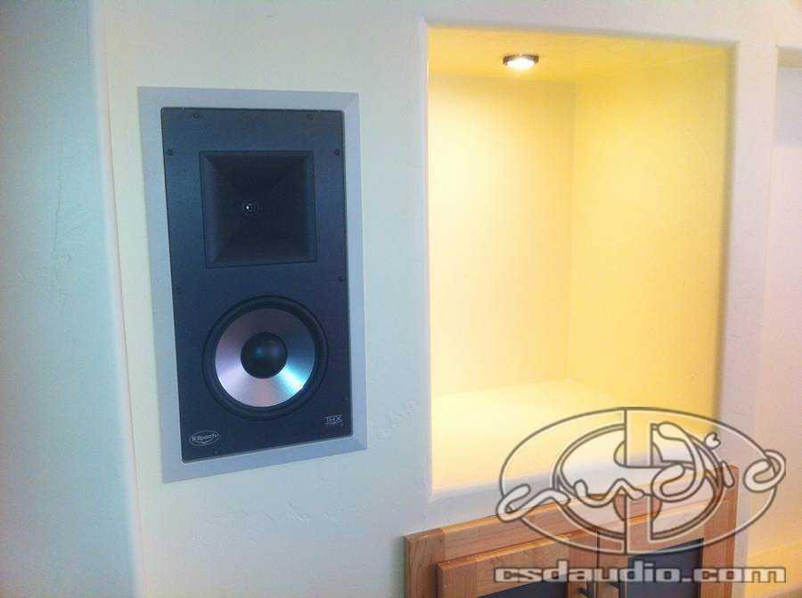 klipsch in wall speakers. klipsch thx ultra ii in wall speakers