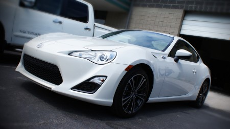 The new FR-S