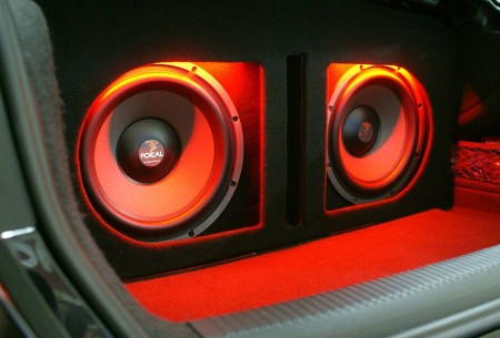 Focal Performance Woofers